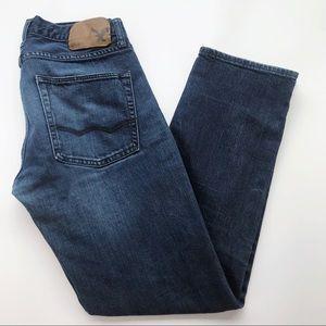 American Eagle Mens Jeans Slim Straight